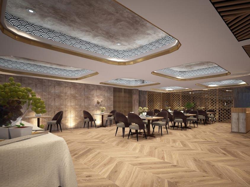 Capital Bali Hotel Antoine Restaurant