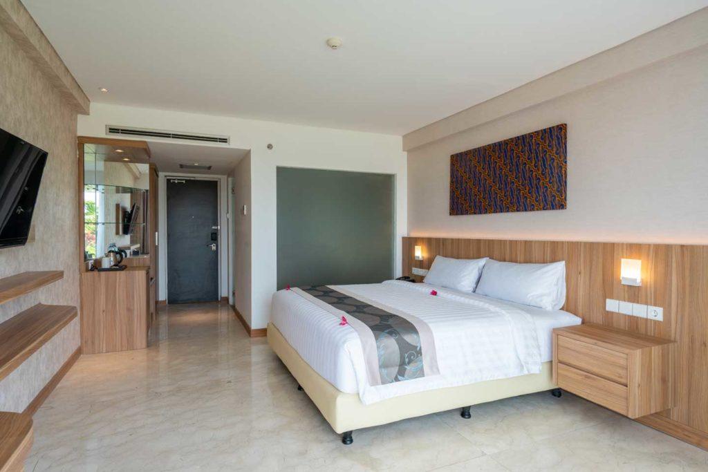 Capital Hotel Bali Deluxe Room