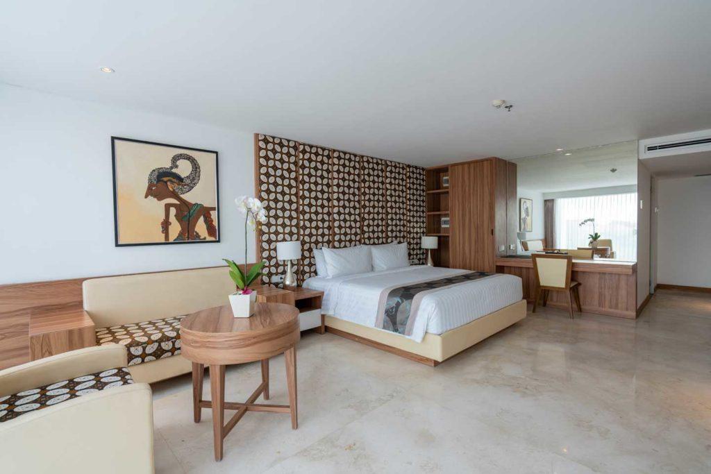 Capital Bali Hotel Suite Room