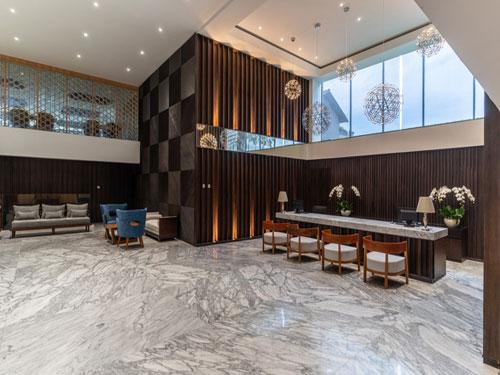 Capital Hotel Bali Lobby