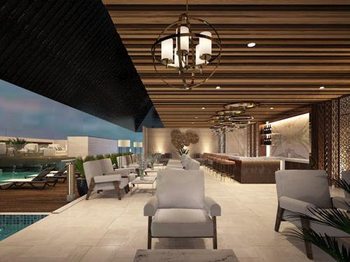 Capital Hotel C Sky Lounge
