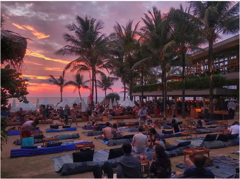 Capital Hotel Seminyak Beach Blog
