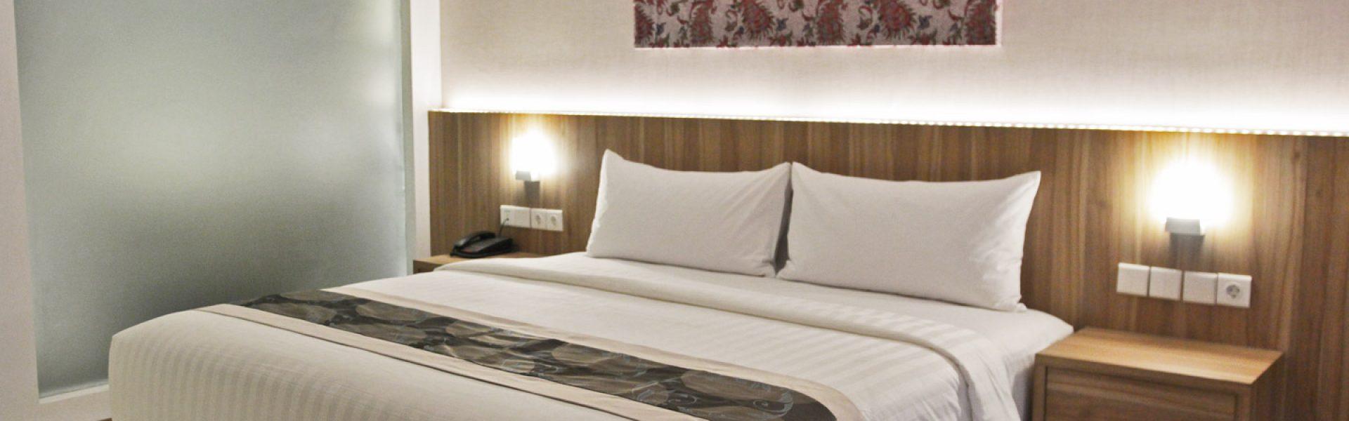 Capital Hotel Bali Deluxe Room 1