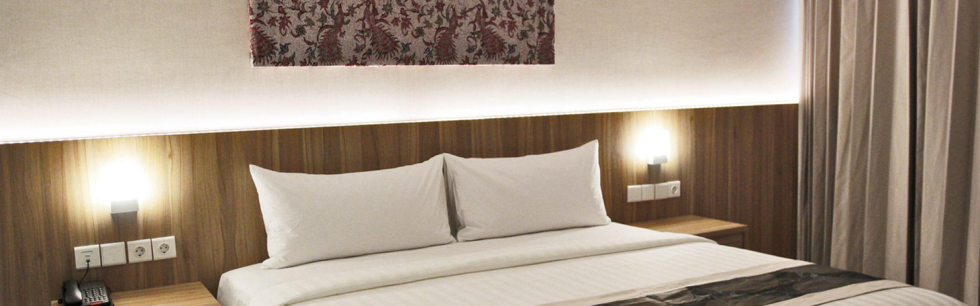 Capital Hotel Bali Deluxe Room 2